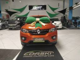 Renault Kwid Intense 1.0 3 Cilindros Completo 2018