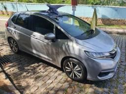 Honda Fit EXL Automático Completo