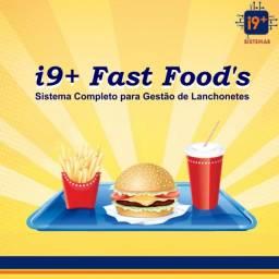 Título do anúncio: I9+ Fast Food - Sistema Completo para Gestão de Lanchonetes