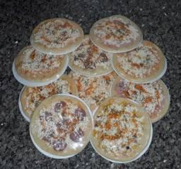?Pizzas (brotinho & brotão)??