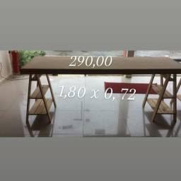 Grandes mesas paletes