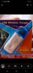 Pen drive  Bluetooth  pra som carro ou de casa
