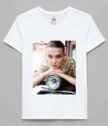Camisetas estampa Millie Bob Bronw