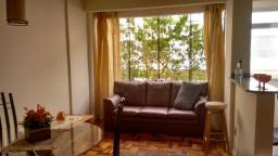 Apartamento totalmente mobiliado em ótima localização