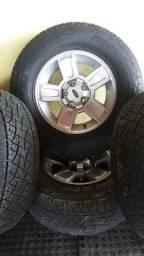 """Roda Ford Ranger Aro 16"""""""