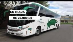 Ônibus Marcopolo G7 Paradiso ano 2011-12, - 2008