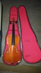 Violino semi novo Standart