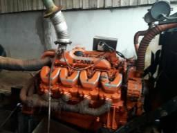 Motor Scania V8