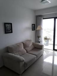 Acquarelle Ponta Negra 1 dormitório 1 suíte R$ 2.700,00 c, cd+mobília