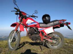 Xlx250r - 1987