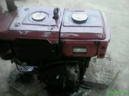 Motor estacionario tobata