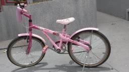 Bicicleta Caloi infantil - feminino