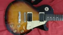 Guitarra Epiphone LP 100 estudo trocas