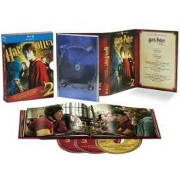 Harry Potter e a Camara Secreta - Edição Definitiva (3 discos) comprar usado  Brasília