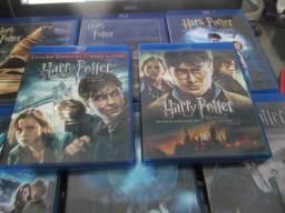 Harry Potter - coleção de filmes completa em Blu-ray comprar usado  Parnamirim