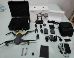 Drone Dji Mavic Pro Fly More Combo Homologado Pela Anatel(Com nota fiscal)+Maleta Desapego
