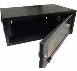 Gabinete Bracket Mini Rack Servidor 3u X 330mm Preto comprar usado  Santarém