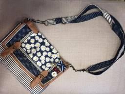 Usado, Bolsa em tecido marca Accessorize comprar usado  Curitiba
