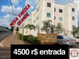 Condomínio Apartamento 4500 Entrada