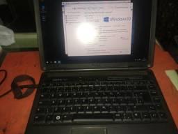 Notebook Dell vostro 1400 funcionando