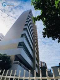 Apartamento com 2 dormitórios à venda, 64 m² por R$ 350.000 - Aldeota - Fortaleza/CE