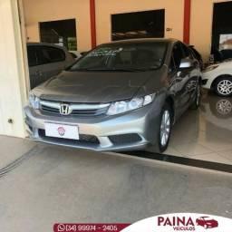 Honda Civic Sedan Lxs 1.8 flex 16v Aut. 4p - 2014