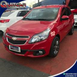 Chevrolet Agile Ltz 1.4 Mpfi 8v F.Power 5P - 2015
