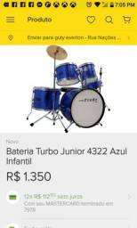 Bateria turbo junior