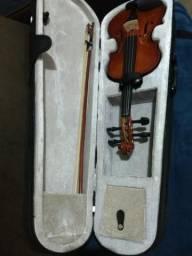 Violino 3/4 concert troco e vendo