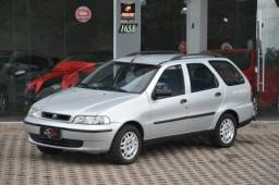 FIAT PALIO WEEKEND EX 1.3 8v Fire 4p   - 2004