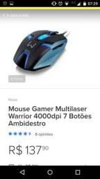Mouse gamer warrior mo252