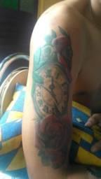 Tatuagem a domicílio