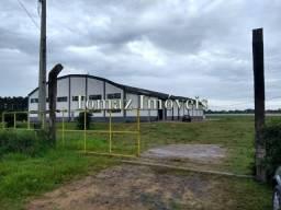Galpão Industrial com 10.000 m² de área total a venda em Laguna - SC