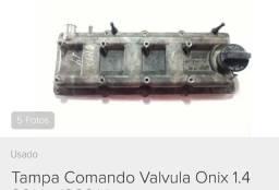 Tampa Comando de Válvulas para GM Onix / Prisma 1.4 Flex original