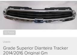 Grade Superior Cromada GM Tracker 2014 / 2016 Original