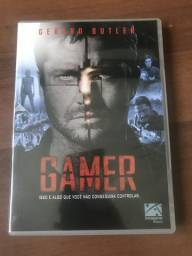 Dvd original Gamer - Gerard Butler