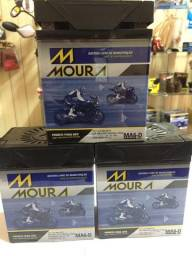 Bateria Moura MA 6-D CBX250/CB300/Falcon/CRF