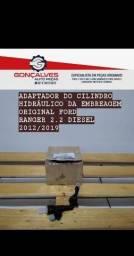 ADAPTADOR DO CILINDRO HIDRÁULICO DA EMBREAGEM ORIGINAL FORD.