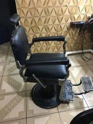 Cadeira de Barbearia Ferrante