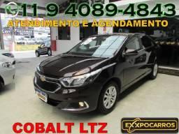 Chevrolet Cobalt Ltz 1.8 Flex - Ano 2016 - Bem Conservado - Financiamento Fácil