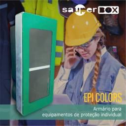 Armário / Abrigo Epi Colors 57x26x19 - Moldura 62 Gz