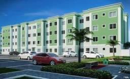 Apartamento com 2 dormitórios à venda, 47 m² por R$ 72.046,02 - São José - Linhares/ES