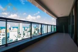Apartamento com 4 quartos à venda, 185 m² por R$ 1.499.999,00 - Boa Viagem - Recife
