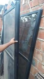 Vendo porta de vidro
