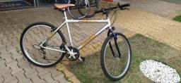 Bicicleta monark aluminio aro 26