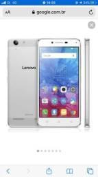 Lenovo K5 branco 4g Impecavel