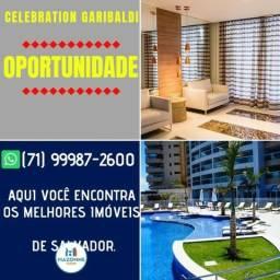 Incrível Celebration Garibaldi, 1 quarto em 59m² no Rio Vermelho