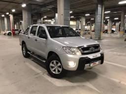 Toyota Hilux Cd 4x2 2.5tb 16v 2011 Diesel - 2011
