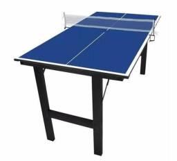 Mesa Tenis Mesa Ping Pong Jr 12mm Mdp Dobravel Klopf 1003