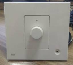 Loud Lac One - Amplificador estéreo de parede com controle de volume / 2ch 15W